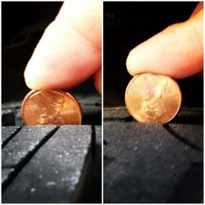 Need New Tires Find Out With This Trick That Only Costs A Penny